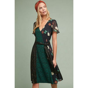 Anthropologie Moulinette Soeurs Ciao Bella Dress
